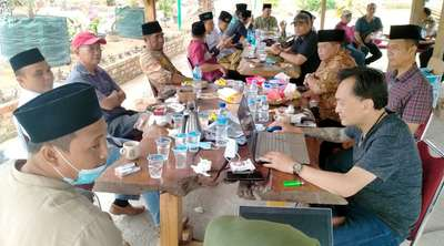 T. Rusli Ahmad: Rencananya Sekaligus Peletakan Batu Pertama Masjid Jokowi dan Pesantren