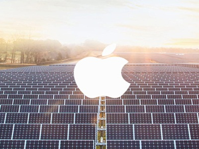 Apple Gunakan Green Energy