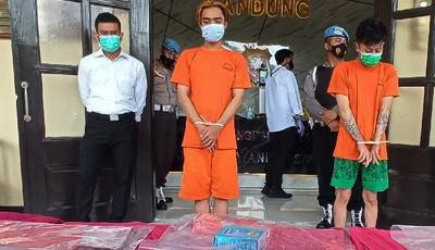 Bisnis Esek-esek ABG Melalui MeChat Dibongkar Poltabes Bandung