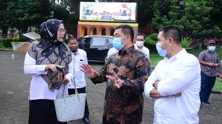 Menurut Syahrial Abdi Anjungan Riau di TMII Harus Dioptimalkan