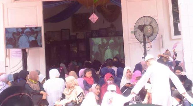 Habib Rizieq Pagi Ini Ceramah di Pompes Al Haromain Asy Syarifain