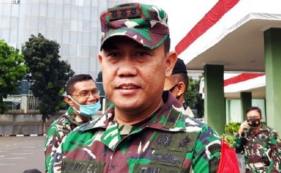 Polsek Ciracas Diserang OTK Dua Mobil Hangus,  Dandim 0505/Jakarta Timur; TNI Tidak Terlibat