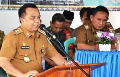 Swab Positif, Wakil Bupati Way Kanan, Lampung, Edward Antony Berpulang