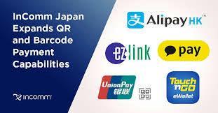 InComm Japan Bermitra dengan Lima Prosesor Pembayaran QR