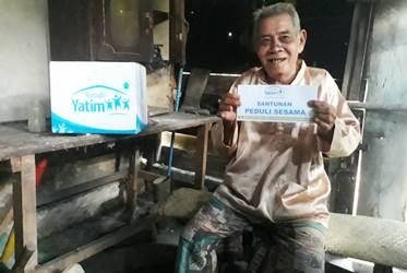 Yayasan Rumah Yatim Arrohman Menunggu Uluran Tangan, Bantu Yatim dan Kakek Sebatangkara