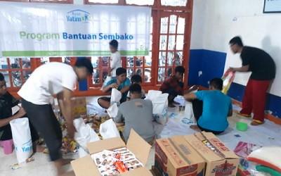Insyaallah, Sebentar Lagi Bantuan Melalui Yayasan Rumah Yatim Arrohman Dibagikan