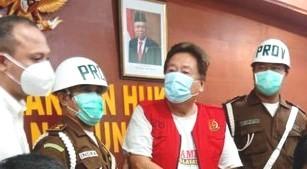 Dalton Ichiro Tanonaka Ditangkap Tim Kejagung Kasus Penipuan