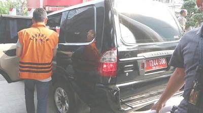 Terduga Korupsi RTH Bandung Dutahan KPK, 14 Hari Akan Dilakukan Isolasi Mandiri