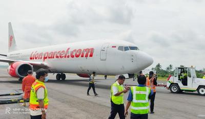 Informasi Terkini Penanganan Pesawat Lion Air Boeing 737-900ER