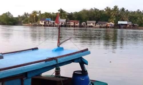 DKP Kepri Dalami Dugaan Nelayan Pakai Pukat Trawl Di Posek Lingga, Tek Seng; Saya Tak Ada