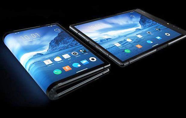 Berapa Harga, Smartphone Fleksibel yang Bisa Dilipat Seperti Dompet