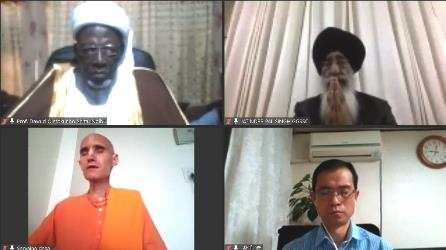 Pemimpin Agama dari 19 Negara Lakukan Doa Bersama Secara Daring