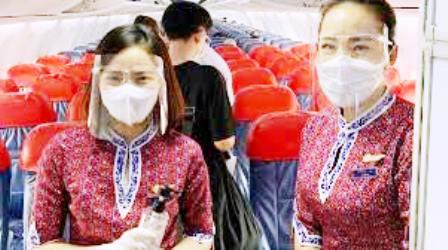 Terbang dengan Lion Air Group Dari Kupang Rapid Test Covid-19 ke RS Mamami