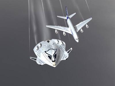 Pesawat Magnavem Gunakan Bahan Bakar Nuklir