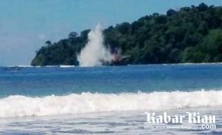 BMKG Ingatkan Nelayan Natuna Hati-hati Melaut
