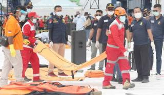 Update Korban Sriwijaya Air, 188 Potongan Tubuh Korban Sedang DiIdentifikasi