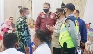 Hajatan di Dusun Gamping Kulon Dibubarkan Petugas
