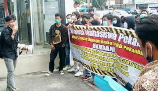 """Nama Ginda Burnama """"Harum"""" Disebut Bosnya PL Dinas Kota Pekanbaru"""