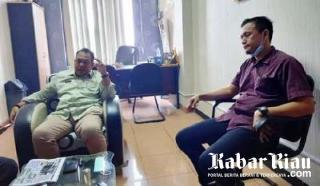 PPK Pembangunan DIC Duri Mengaku Dipanggil Jaksa, Junaidi: Sudah Saya Serahkan BB