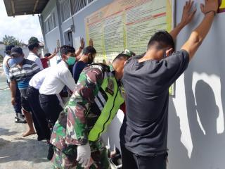 TNI-Polri Sidak ke Rutan Rengat, Hasilnya Zonk