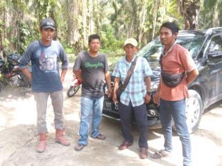 Gawat... PT. Wahanakarsa Swandiri Pecat 4 Pekerja Helper Secara Sepihak Di Blok Rokan