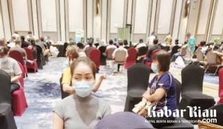 """Heboh Penarikan Vaksin Pekanbaru, LIPPSI; Patut Diduga Data Kacau Akibat Vaksin """"Dirupiahkan"""""""