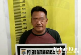 Di Polisikan Penganiayaan, Mandor Supir Kebun PT Mentari Ditangkap