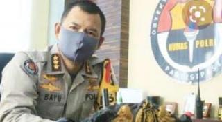 Kombes Stefanus Satake Bayu Setianto: Benar Ada Pengaduan Rektor Unand