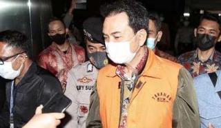 Sempat Berkilah Terpapar Covid-19, Akhirnya Wakil Ketua DPR RI Azis Syamsuddin Ditahan KPK