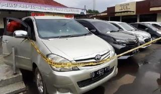 Gelapkan 24 Unit Mobil, 3 Orang Mafia Rental Bandung Barat Ditangkap
